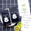 เคสขอบนิ่ม หลังกระจก Mickey & Minnie iPhone 7 Plus/ 8 Plus thumbnail 1