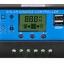 โซล่าชาร์จคอนโทรเลอร์ (Solar Charge Controller) มี dual usb ports 20Amp - 12V / 24V thumbnail 2