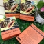 Papaya Natural Soap สบู่ฟรุตตี้ 100g thumbnail 5