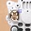 ไดชาร์จ MITSUBISHI FORKLIFT S4S 12V 40A (ใหม่) thumbnail 5