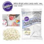 Wilton bright white candy melts 340 g.