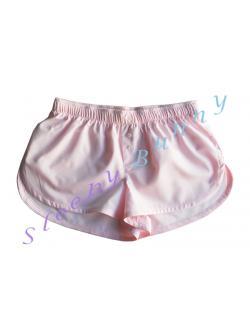 bx52 กางเกง boxer ผู้หญิง สีชมพูอ่อน พร้อมส่ง Size S --> Pajamazz