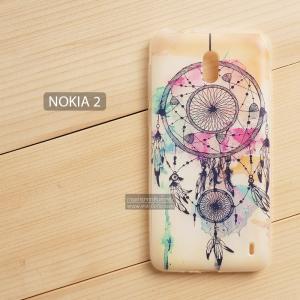 เคส Nokia 2 เคสนิ่ม TPU พิมพ์ลาย แบบที่ 5