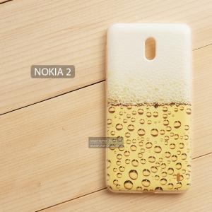 เคส Nokia 2 เคสนิ่ม TPU พิมพ์ลาย แบบที่ 1