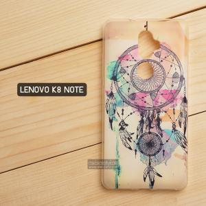 เคส Lenovo K8 Note เคสนิ่ม TPU พิมพ์ลาย แบบที่ 2