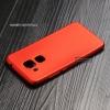 เคส Huawei Nova Plus เคสนิ่ม TPU สีเรียบ สีแดง