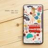 เคส Huawei GR5 2017 เคสขอบนิ่มสีดำ ฝาหลังอะคริลิค พิมพ์ลาย ลายที่ 1 I Love London
