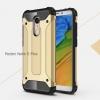 เคส Xiaomi Redmi 5 Plus เคส Hybrid Protection เสริมขอบกันกันกระแทก สีทอง