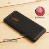 เคส Xiaomi Redmi 5 Plus เคสแข็งสีเรียบ (รูระบายอากาศที่เคส) สีดำ