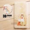 เคส Xiaomi Mi Max 2 เคสนิ่ม TPU พิมพ์ลายนูน 3D สามมิติ แบบที่ 3