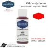 Americolor Oil Candy Red 2 oz