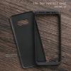 เคส Samsung Galaxy S8 เคสนิ่มด้านหน้า - ด้านหลัง ครอบคลุม 360 องศา สีดำ