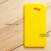 เคส Samsung Galaxy C9 Pro เคสนิ่มผิวเงา (MY COLORS) สีเหลือง