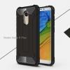 เคส Xiaomi Redmi 5 Plus เคส Hybrid Protection เสริมขอบกันกันกระแทก สีดำ