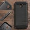 เคส Samsung Galaxy J7 Pro เคสนิ่มเกรดพรีเมี่ยม (Texture ลายโลหะขัด) กันลื่น ลดรอยนิ้วมือ สีดำ (แบบที่ 2)