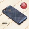 เคส Xiaomi Mi A1 เคสแข็งสีเรียบ (รูระบายอากาศที่เคส) สีน้ำเงิน