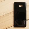 เคส Samsung Galaxy C9 Pro เคสนิ่มผิวเงา (MY COLORS) สีดำ