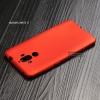 เคส Huawei Mate 9 เคสนิ่ม TPU สีเรียบ สีแดง