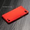 เคส OPPO Mirror 5 Lite / A33 เคสนิ่ม TPU สีเรียบ สีแดง