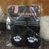 ถุงเท้าสุนัข ถุงเท้าแมว มี 4 ข้าง (L)