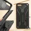 เคส Xiaomi Mi Note 3 เคสบั๊มเปอร์ กันกระแทก Defender 2 ชั้น (พร้อมขาตั้ง) สีดำ (แบบที่ 2)