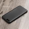 เคส Xiaomi Mi Note 3 เคสนิ่ม TPU สีเรียบ สีดำ