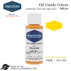 Ameri color CC07 oil candy Yellow 2 oz.