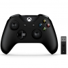 Xbox One S Controller + New Adapter for Windows - Black (Gen 3) (Wireless & Bluetooth) (ประกัน 3 เดือน)