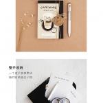 โปสการ์ดไดคัท - cafe diary