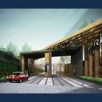 ขายโฮมออฟิศโครงการ เดอะ ไพรด์ สุขุมวิท 77 - The Pride Sukhumvit 77 4 ชั้นครึ่ง