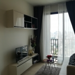 For Sale The Niche Pride Thonglor-Phetchaburi 1 Bedroom 1 bathroom 35 sqm. Floor 30 Fully furnished
