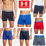 "Under Armour Charge Cotton 6"" Boxerjock"