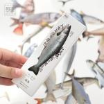 ที่คั่นหนังสือกระดาษไดคัท ลายปลา