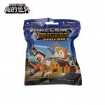 Preorder พวงกุญแจ Steve Minecraft My World Toy มายคราฟ