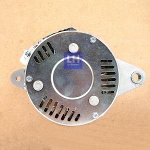 ไดชาร์ท HINO สิงห์ไฮเทค H07C ฝาเหล็ก 24V 50A (ใหม่)