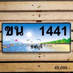 ขน 1441 ชลบุรี