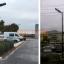 SL02H - โคมไฟถนนโซล่าเซลล์อัจฉริยะรุ่น 20W All-in-one solar street light Hi-Spec thumbnail 4