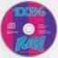Various Artists - 100% Rap thumbnail 3