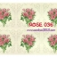 ROSE036 กระดาษแนพกิ้น 21x30ซม. ลายกุหลาบ thumbnail 1