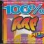 Various Artists - 100% Rap thumbnail 1