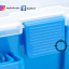 กล่องเก็บเลโก้ สามารถใส่คู่มือพร้อมกันได้ เก็บชิ้นส่วนเลโก้ให้เป็นระเบียบ LOGO BOX สีฟ้า thumbnail 11
