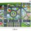 แผนที่จำลอง แผนที่เล่นกับรถเหล็ก แผ่นรองเล่นรถ Model car map thumbnail 4