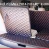 พรมกระดุมเข้ารูป New Mu-x ค่าย VIP (2017-ขึ่นไป)