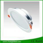 โคมไฟดาวน์ไลน์ฝังฝ้า LED 24w
