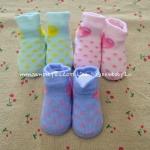 ถุงเท้าเด็กแรกเกิด 3 คู่