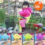 ที่นั่งเด็กติดรถจักรยาน Bicycle Baby Safety Seat TEB058 R