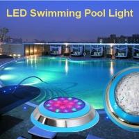 โคมไฟ สระว่ายน้ำ LED