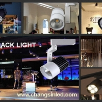โคมไฟLED Track Light แทรคไลท์