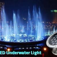 โคมไฟ LED ใต้น้ำ
