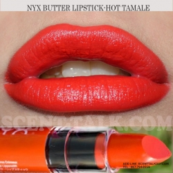 NYX Butter lipstick #Hot Tamale